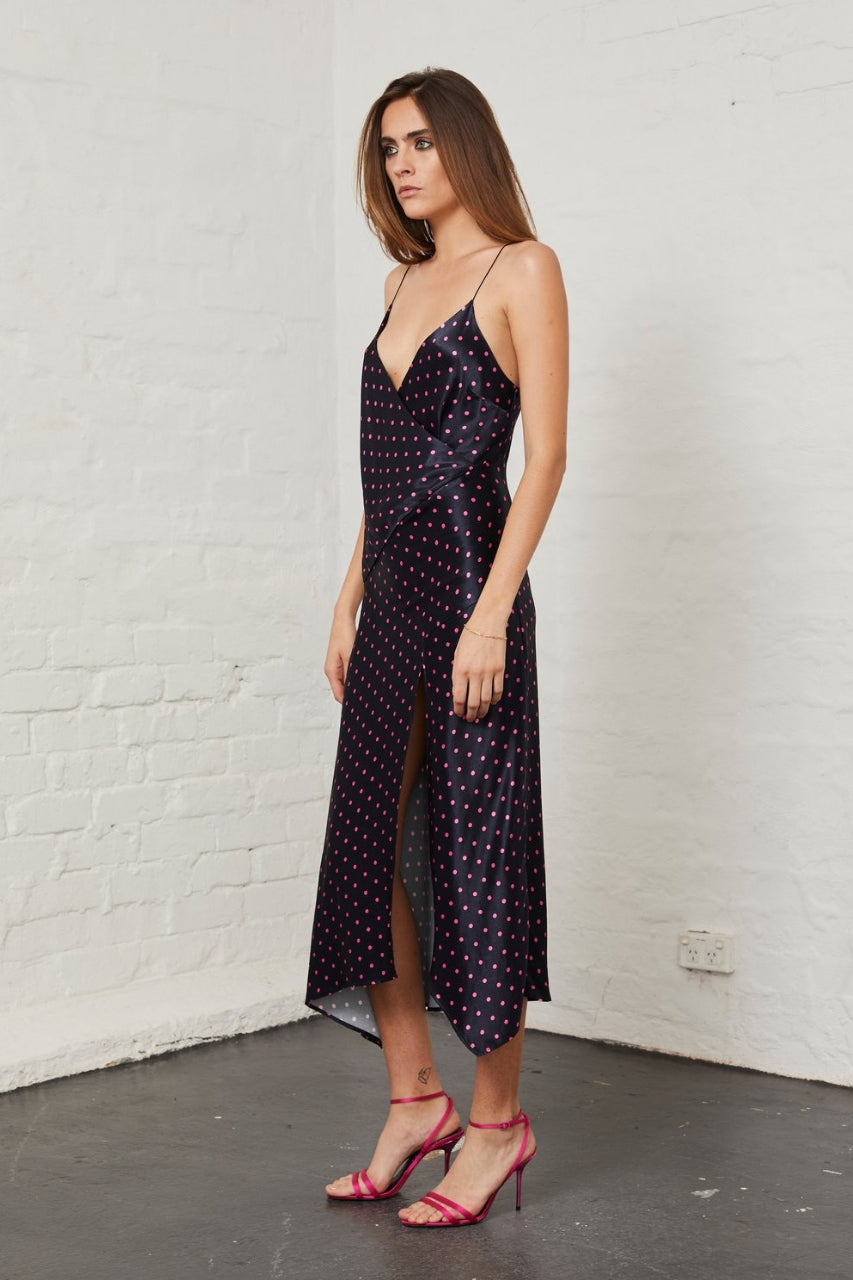 Bec & Bridge Kylie Midi Dress mve boutique