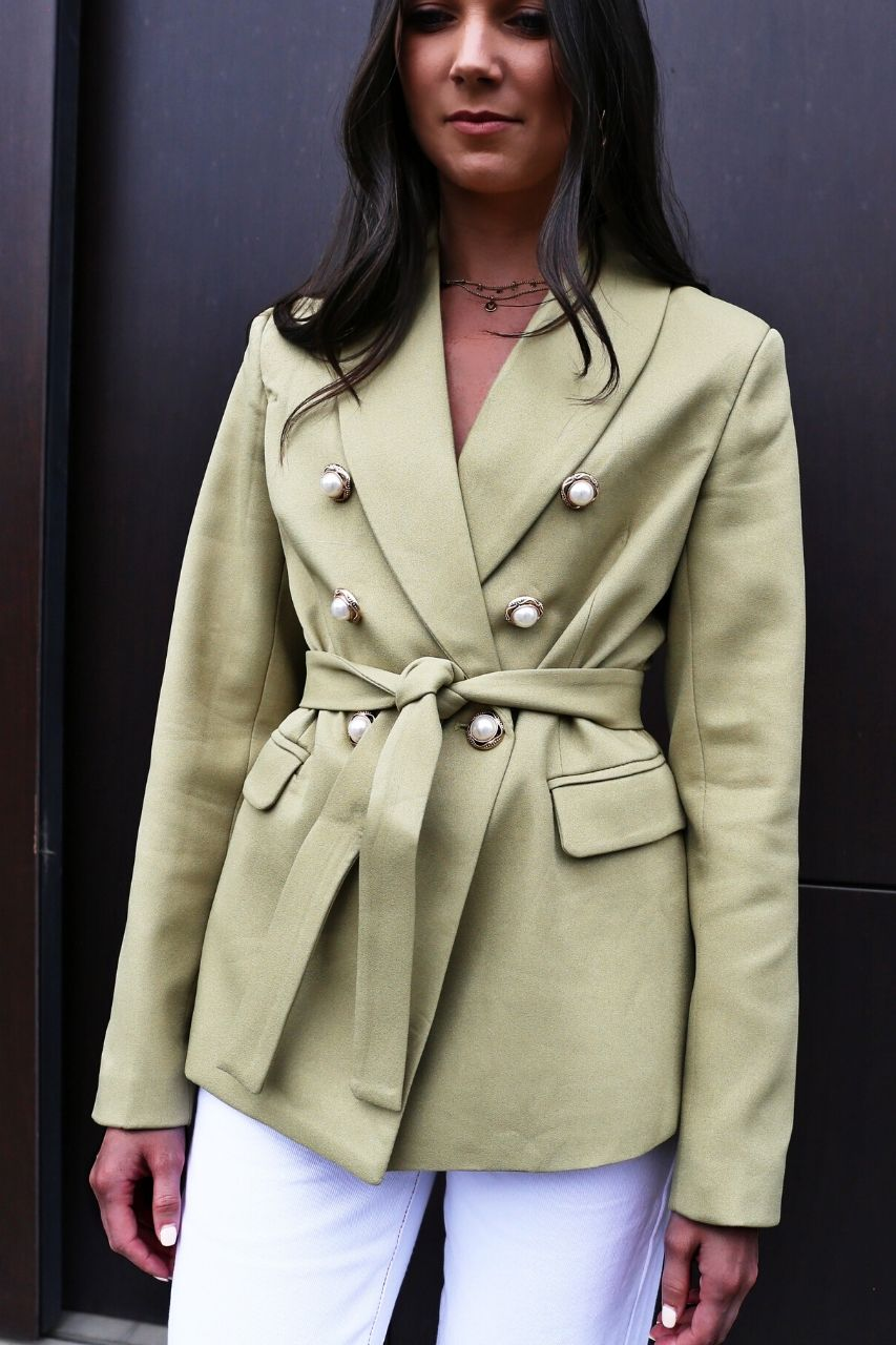 The Kendall Blazer