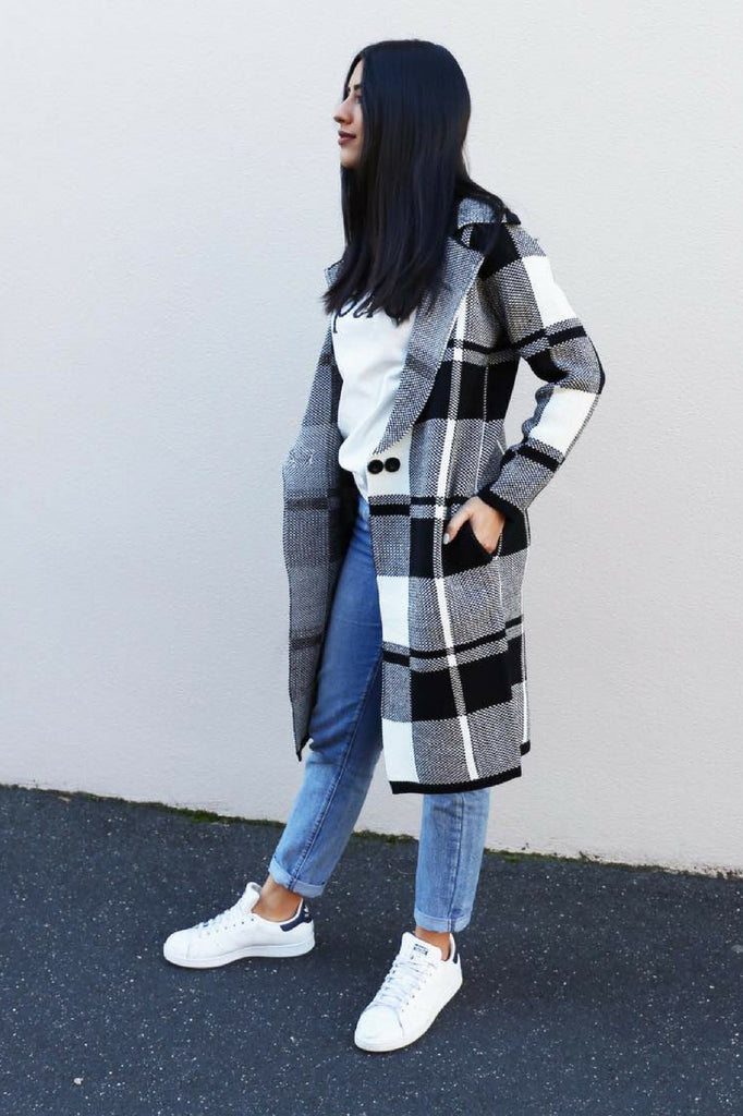 Madison Sqaure Brixton Coat
