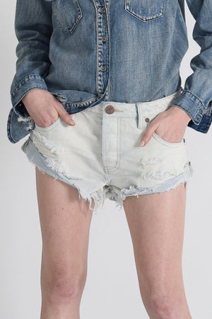 One Teaspoon Bandits Shorts - Xanthe