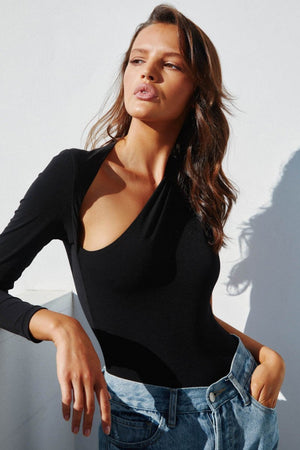 Dany Bodysuit - Black