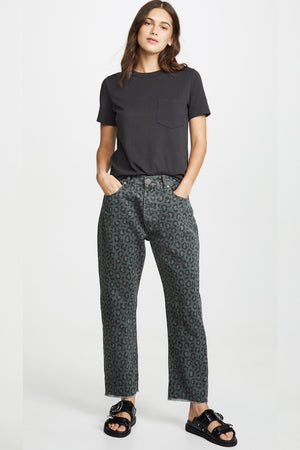 One Teaspoon Bandits Relaxed Jeans - Night Crawler