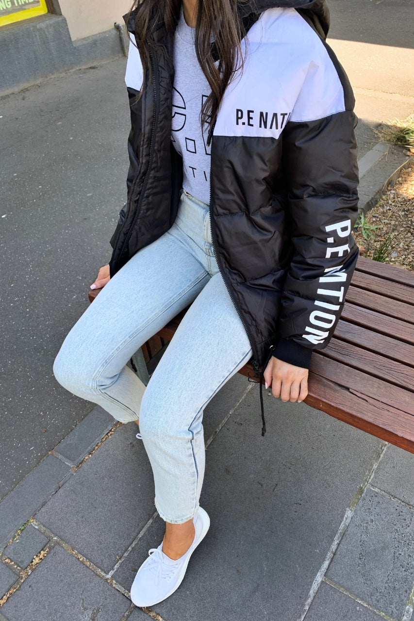 P.E Nation Lead Right puffer jacket