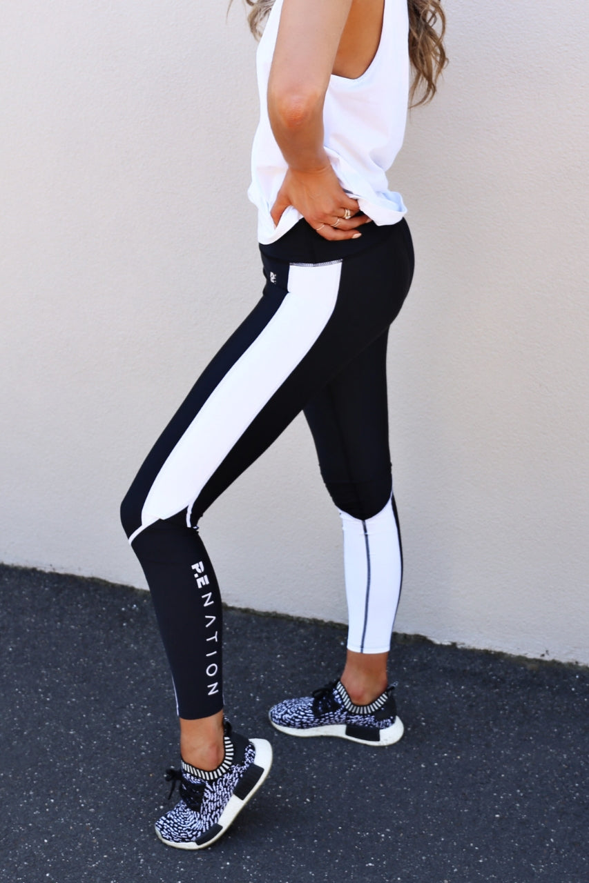 P.E Nation Air Time Legging mve boutique