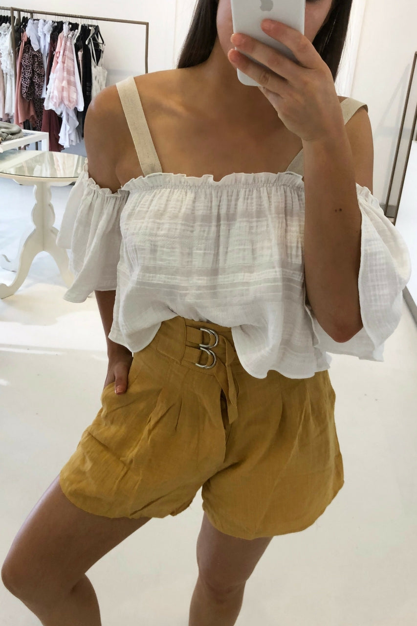 lost in lunar Alessandra Shorts mve boutique