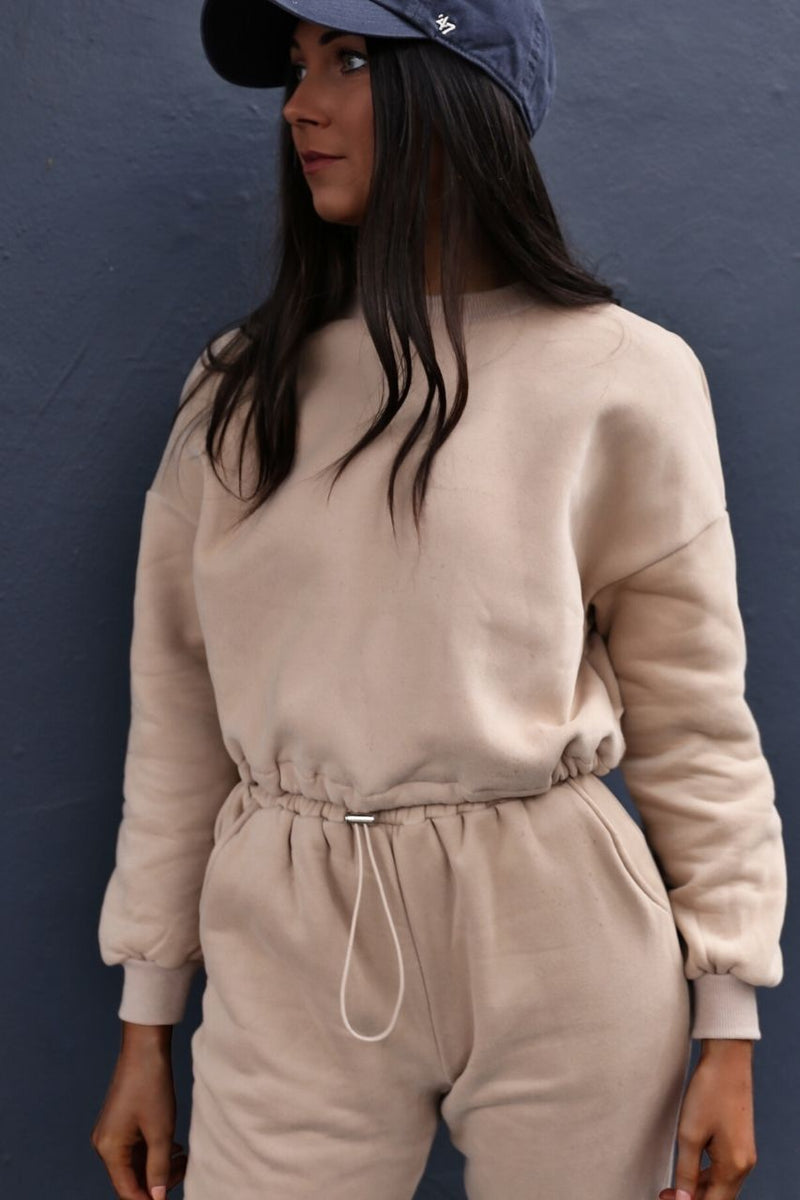 Brooke Sweater- Camel