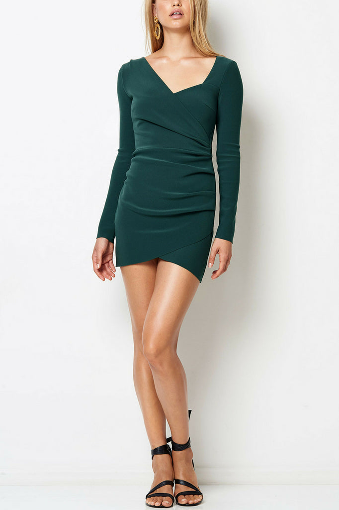 Bec & Bridge Tasha L/S Mini Dress mve boutique