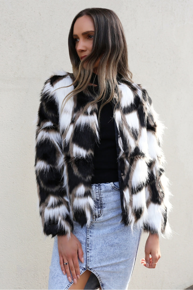 Hey You Faux Fur