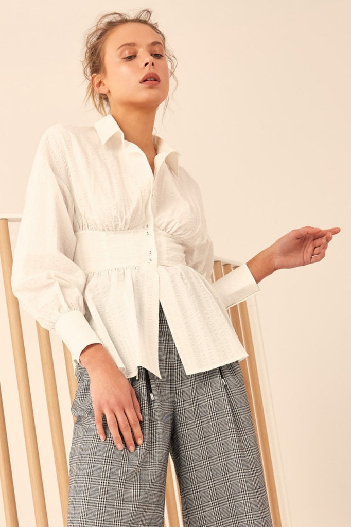 Reform Long Sleeve Top Cameo Collective C/MEO Collective