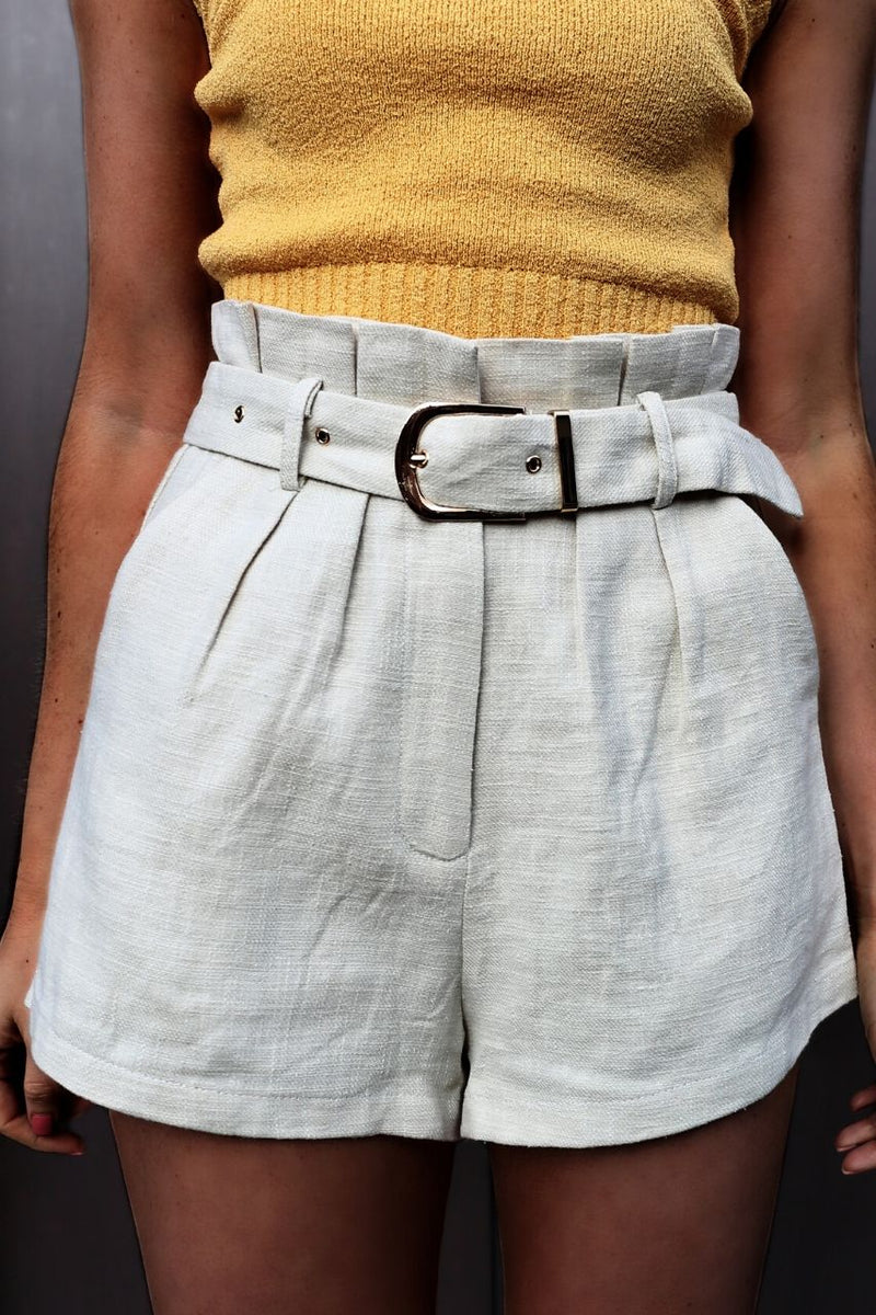 Belle Paperbag Shorts