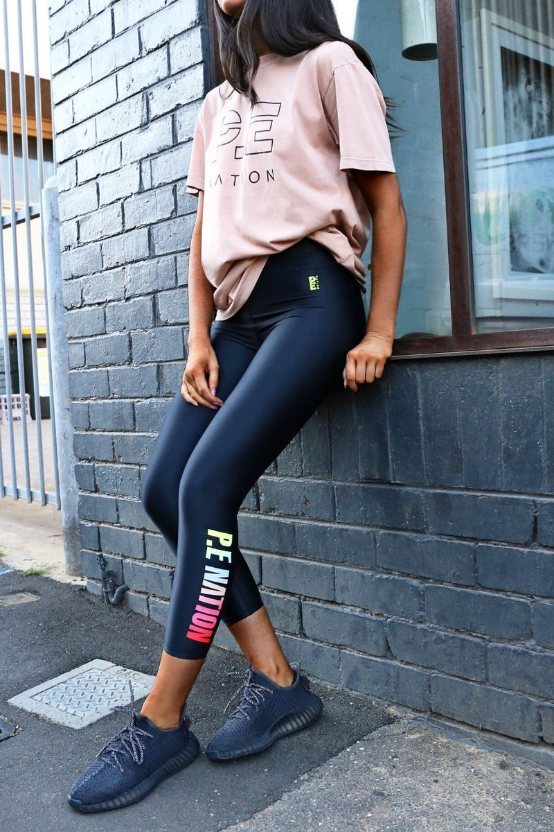 P.E Nation Emerging Legging