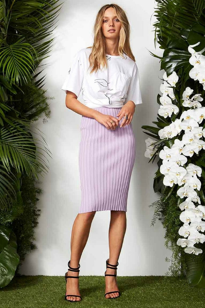 The Luxure Skirt by Maurie and Eve MVE Boutique