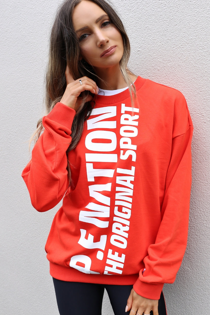 P.E Nation Amped Up Sweat mve boutique