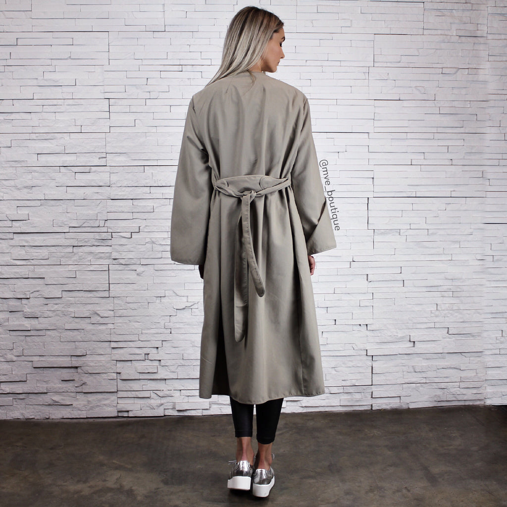 Maurie & Eve - RAINFALL COAT - Coats - M.VE BOUTIQUE - 8