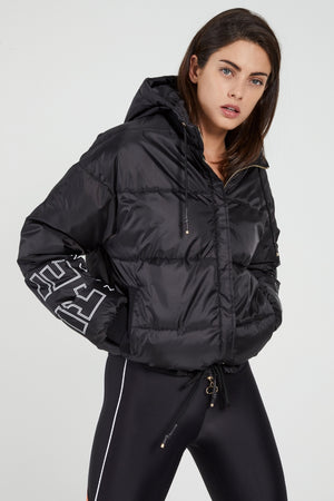 P.E Nation Under The Wire Puffer Jacket