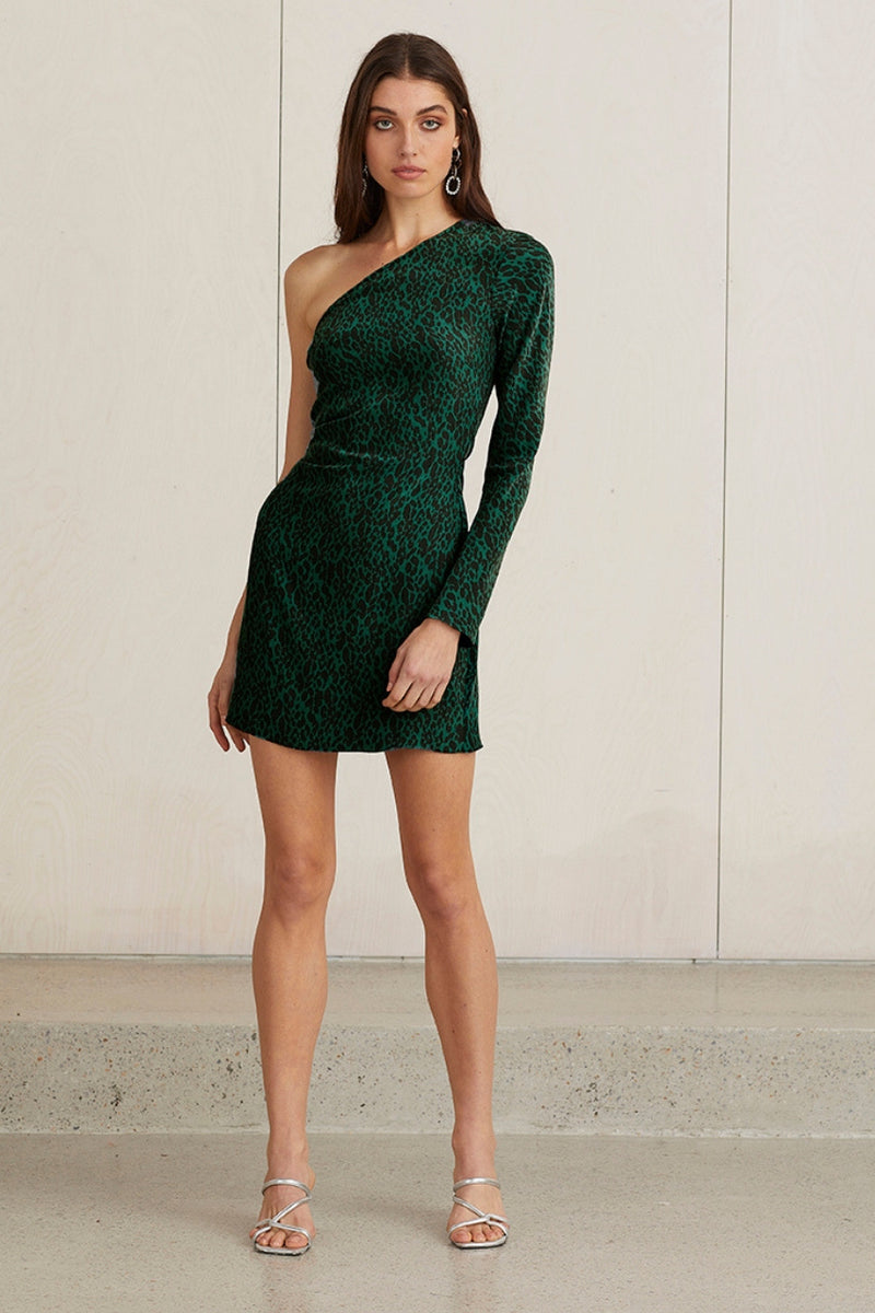 Bec & Bridge Animale' Fever Mini Dress