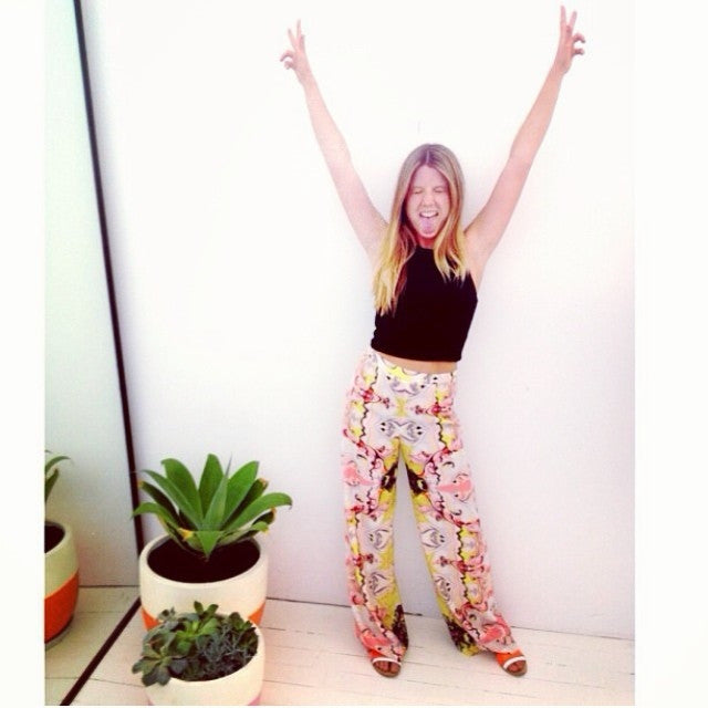 Bec & Bridge - RISING SUN PANT - Pants - M.VE BOUTIQUE