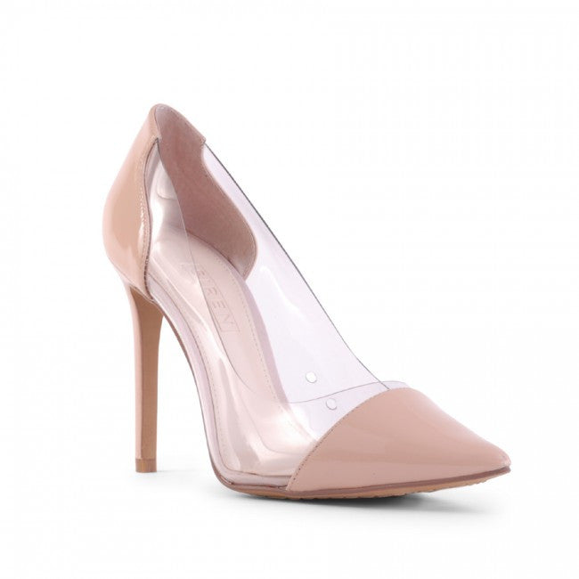 Siren Shoes - Baby II heel - Rose - Footwear - M.VE BOUTIQUE - 1
