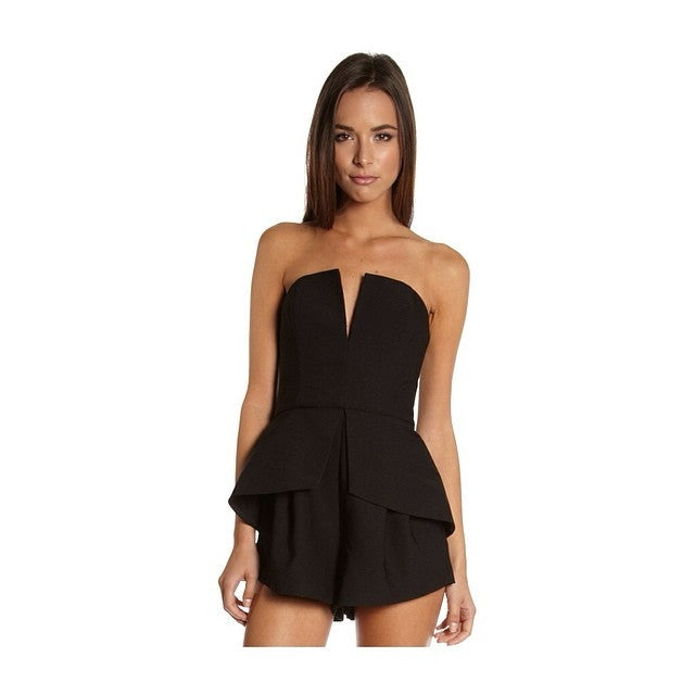 Cmeo Collective - RUN TO ME ROMPER - Playsuits - M.VE BOUTIQUE
