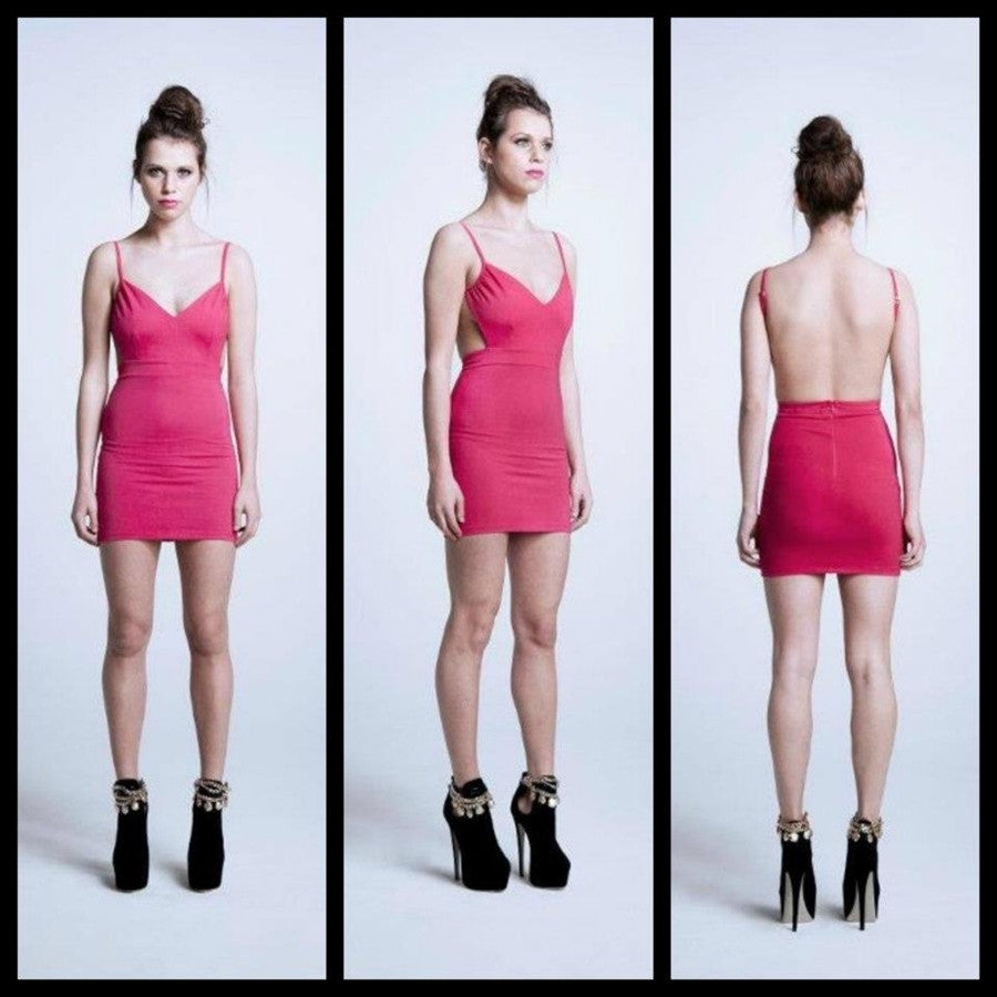 Fiends And Lovers - THE NIGHT OF NIGHTS DRESS - Dresses - M.VE BOUTIQUE