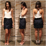 Keepsake The Label - ENOUGH THUNDER SKIRT - Skirts - M.VE BOUTIQUE