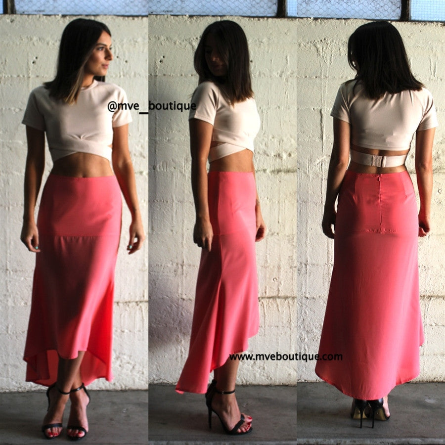 Maurie & Eve - ROSANNA SKIRT - Skirts - M.VE BOUTIQUE