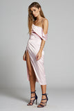 NOA DRESS - LIGHT PINK