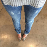 One Teaspoon - SCALLYWAGS PURE BLUE - Jeans - M.VE BOUTIQUE - 1