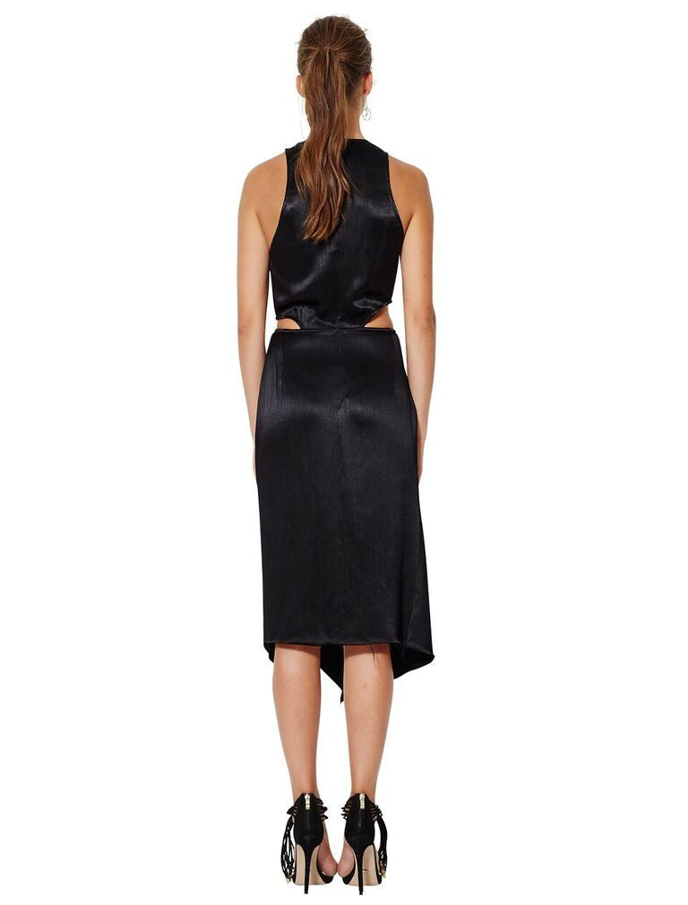 SULTRY NIGHTS MIDI DRESS