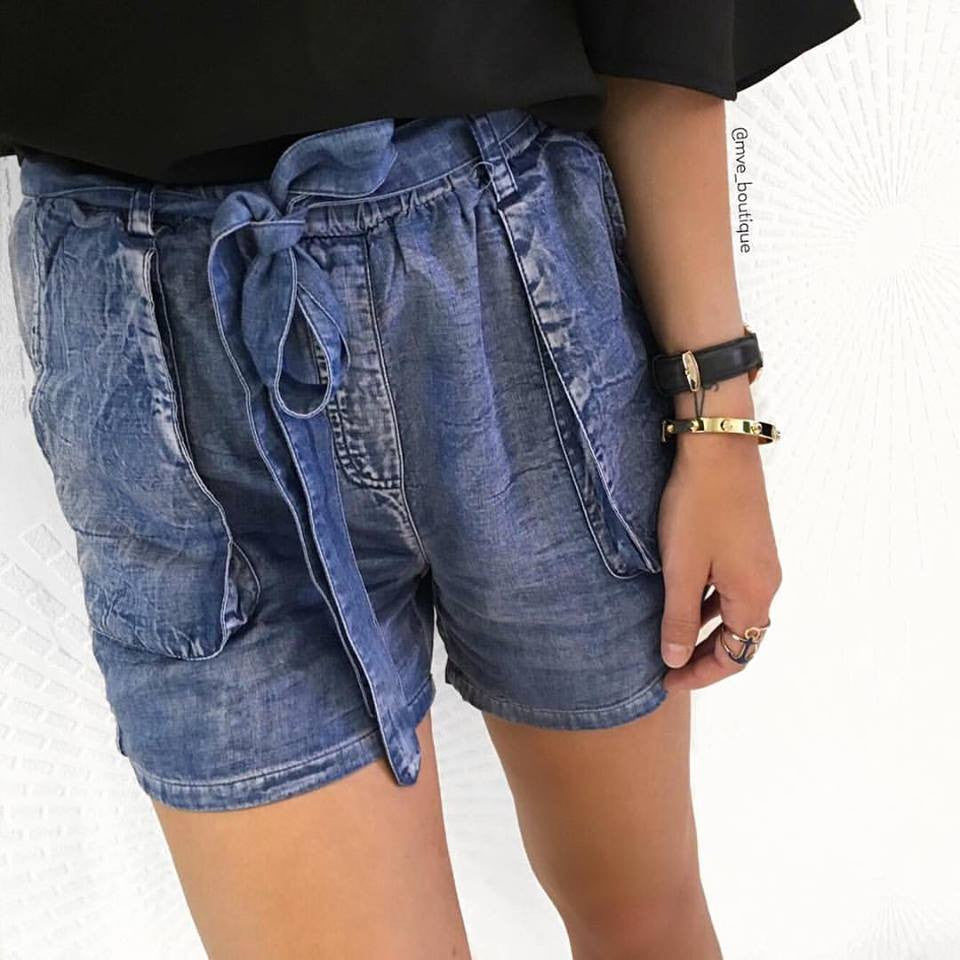 Hello New - AINT IT FUNNY SHORTS - Shorts - M.VE BOUTIQUE