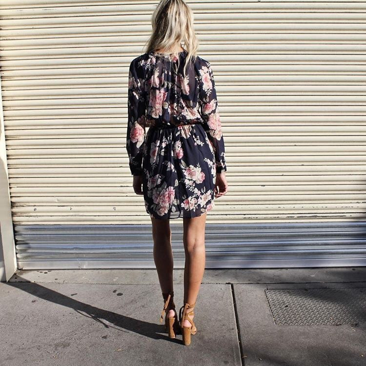 Bed Of Roses Dress