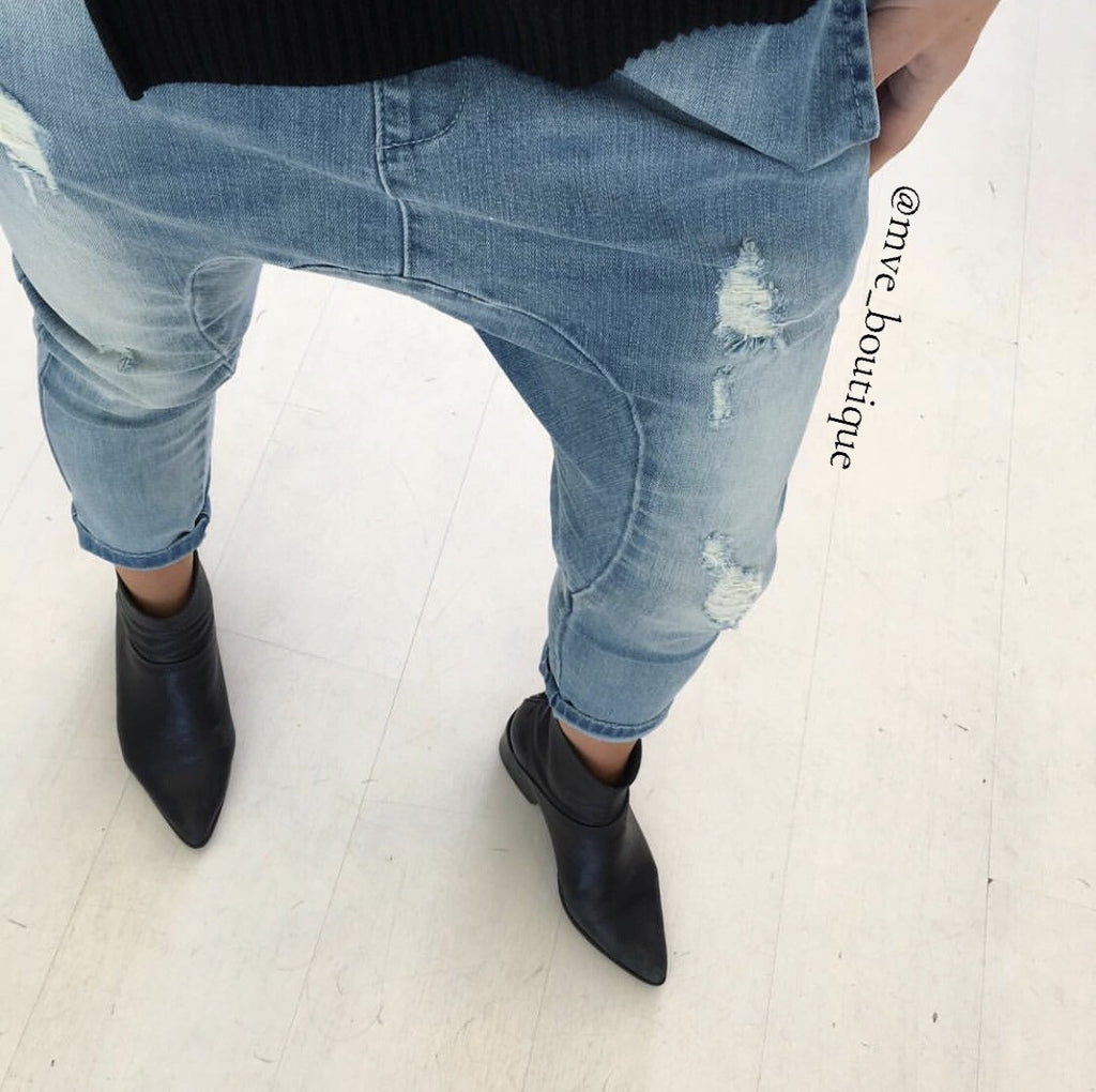 Denim Droppies Jeans
