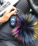 Shake Your Pom Pom key/bag charm