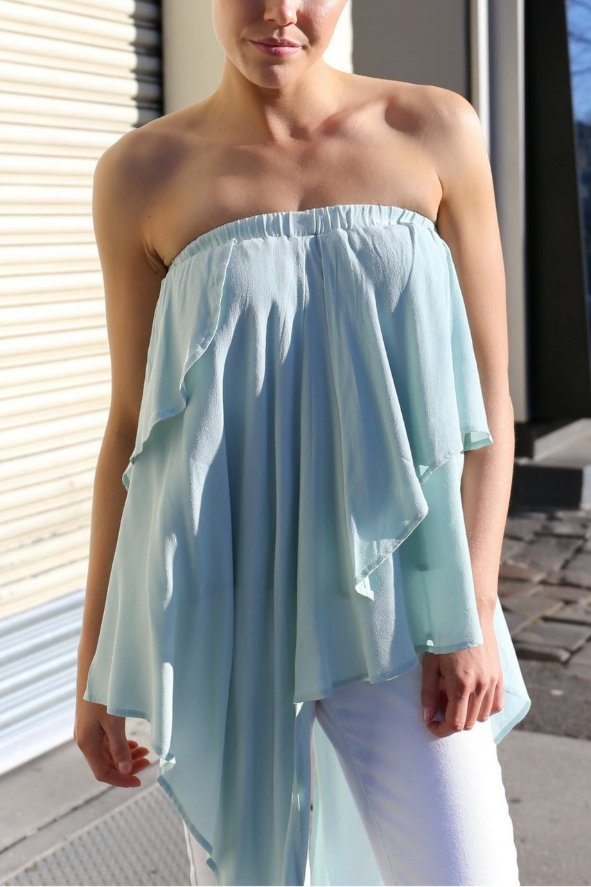 Waterlily Top/Skirt