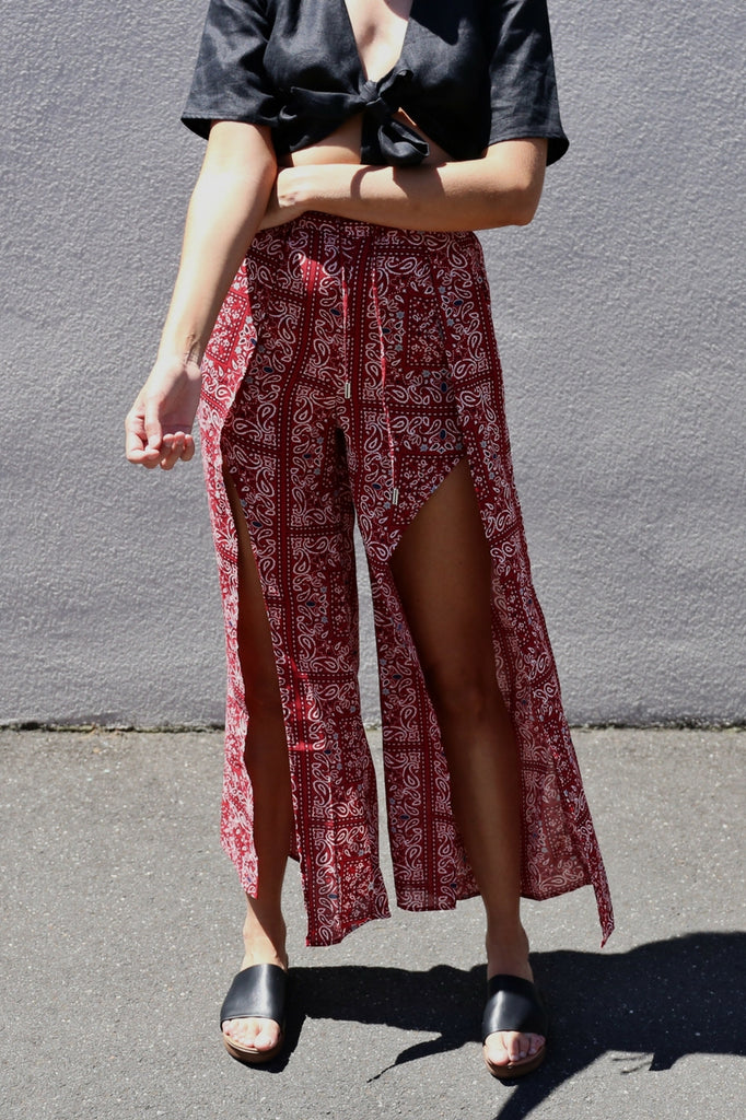 Morocco Pants Runaway the label mve boutique