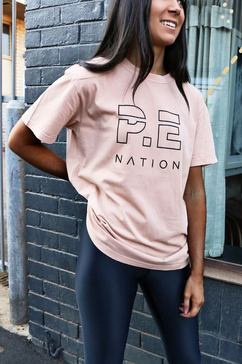 P.E Nation Heads Up Tee