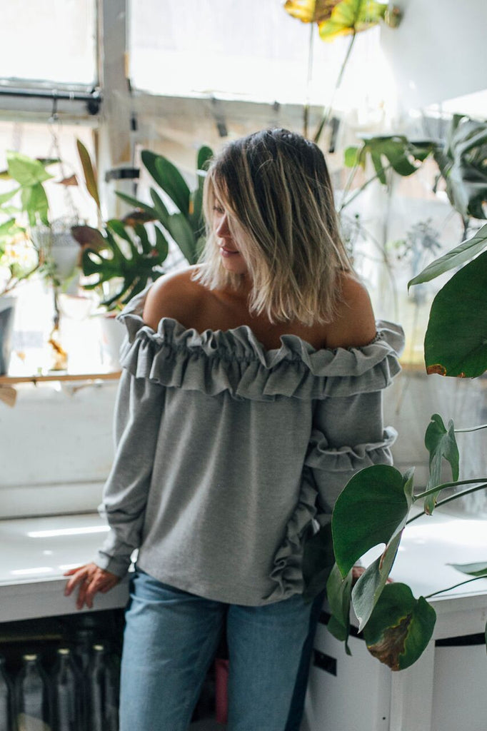 Wylie Off The Shoulder Top