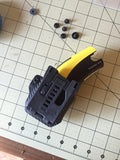 CUSTOM TASER HOLSTERS