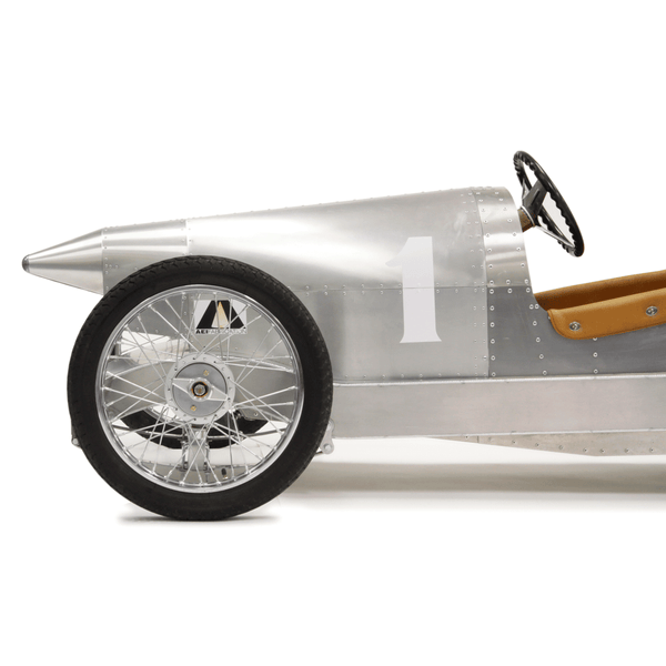Aluminum MonoCar Do-It-Yourself Kit