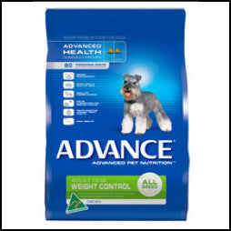 Advance - Adult Weight Control with CHICKEN All Breed