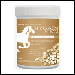 HYGAIN GLEAM  Rapid Hoof and Coat Conditioner