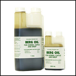 International Animal Health - Berg Oil