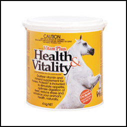 International Animal Health - Vitam Plus 4Kg