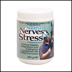 International Animal Health - Sootha Nerves and Stress