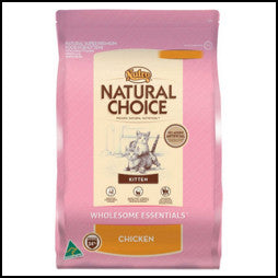 Nutro Natural Choice - Chicken Kitten Food