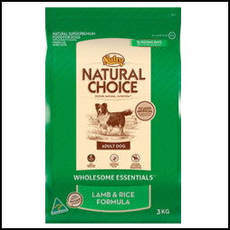 Nutro Natural Choice - Lamb & Rice Adult Dog Food