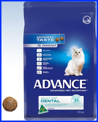 Advance - Adult Dental Chicken - 3kg