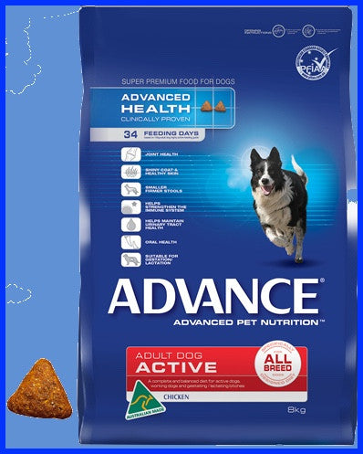 Advance - Adult Active with Chicken All Breed