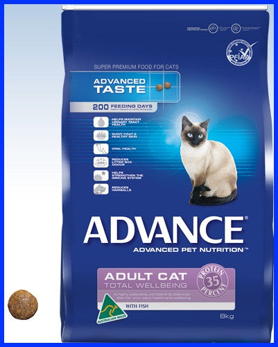 Advance - Adult Total Wellbeing Fish