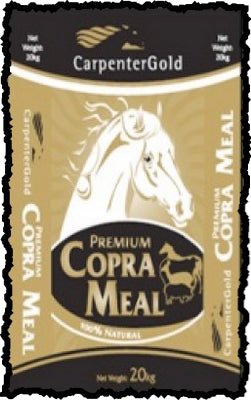 Carpenters Gold - Copra Meal
